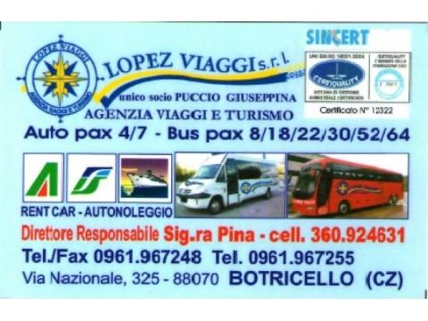 Lopez viaggi