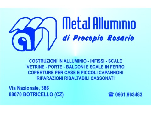 Metal Alluminio
